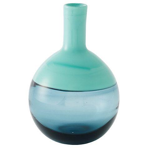 Buy West Elm Vluxe Glass Bud Vase Online At Johnlewis