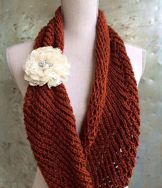 Infinity Scarf Patterns Knitting Images Knitting Patterns Free