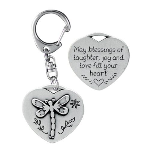 Cathedral Art KR310 Blessings of Laughter Heart Decorative Key Ring, 2-3/4-Inch Cathedral Art http://smile.amazon.com/dp/B00CY4IFQG/ref=cm_sw_r_pi_dp_mA8cxb1ZZHCJF