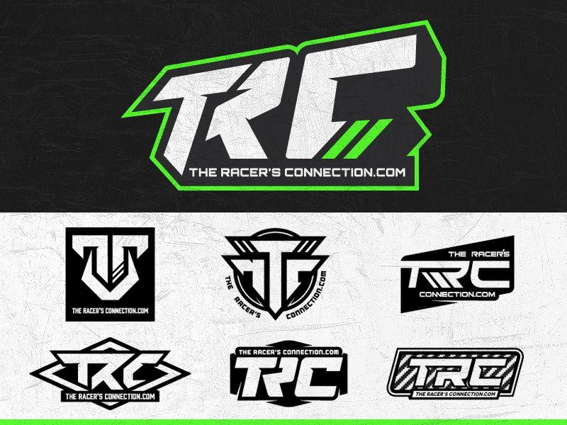 Trc Logo Inspirasi Desain Grafis Desain Logo Desain Stiker
