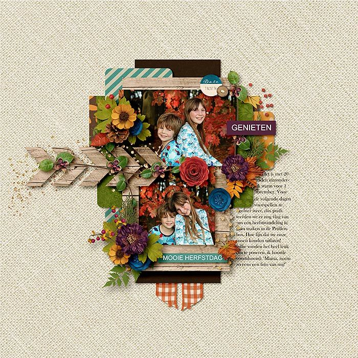Kit: Great Outdoors: Beauty by Kristin Cronin-Barrow template from Remember those Days 1 by Two Tiny Turtles