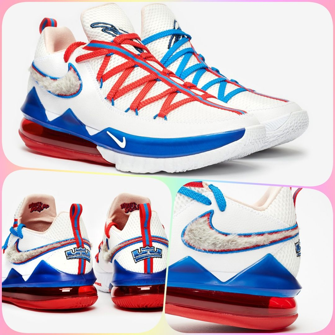 Nike LeBron 17 Low Tune Squad   Nike, Lebron 17, Nike lebron