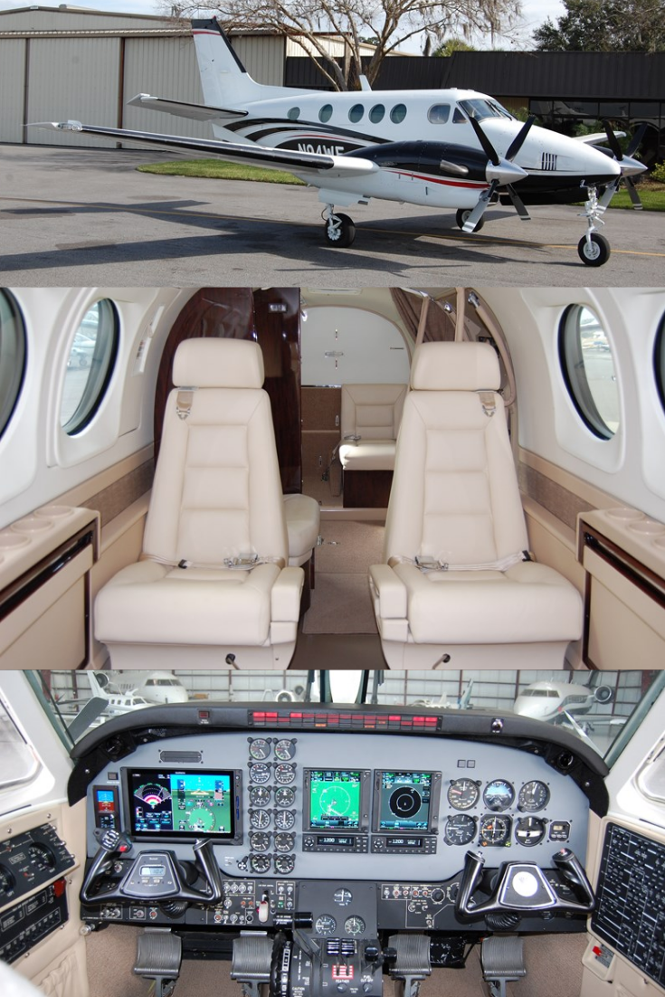 1993 King Air C90B for Sale in 2020 Airplane for sale