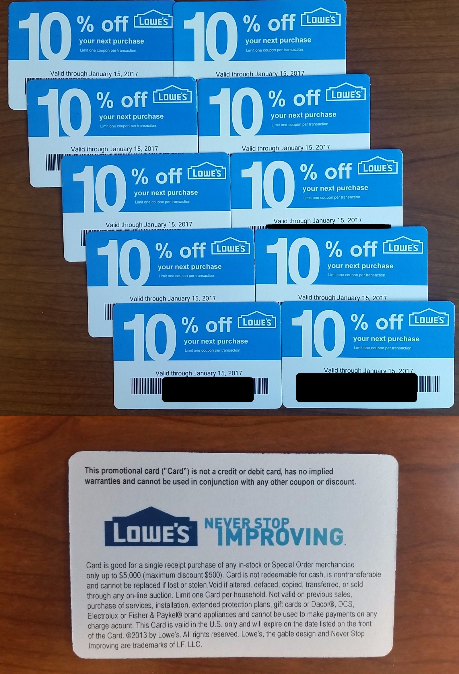 Coupons Lowes Home Depot