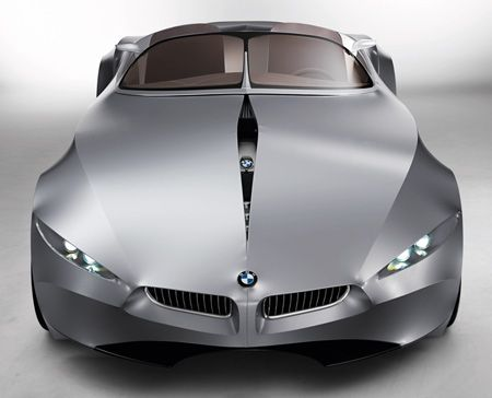 Great GINA Light Visionary Model By BMW   Dezeen Pic