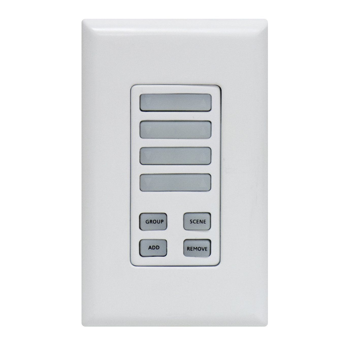 Z-Wave Wireless (Battery Powered) Keypad Scene Controller by GE ...