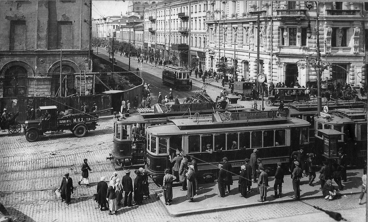 Фотографии старой Москвы в высоком разрешении. Часть 7 – Варламов.ру