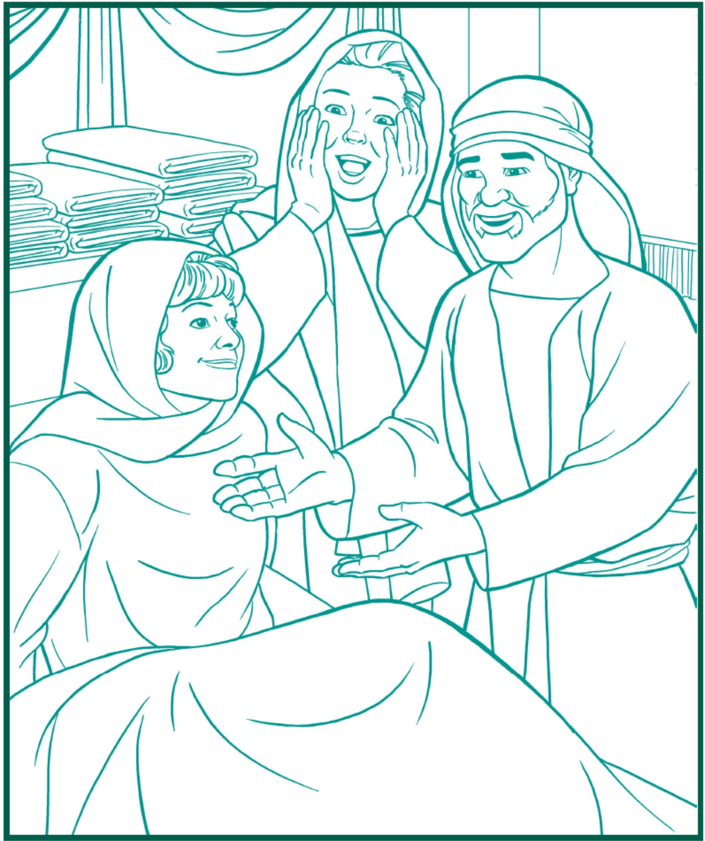 Pin de Marsha Johnson en Dorcas | Pinterest | Historia de la biblia ...