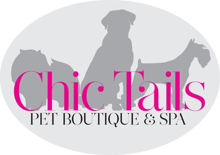 Chic Tails Pet Boutique Amp Spa Www Chictails Com Please