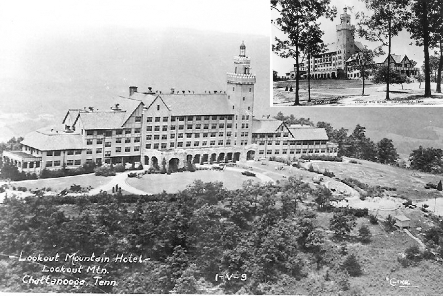 Lookout Mountain Georgia Chattanooga Tennessee Historical Photos Us States
