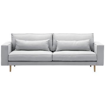 3 sitzer sofa grau designer couch sofa - Couch Grau Stoff