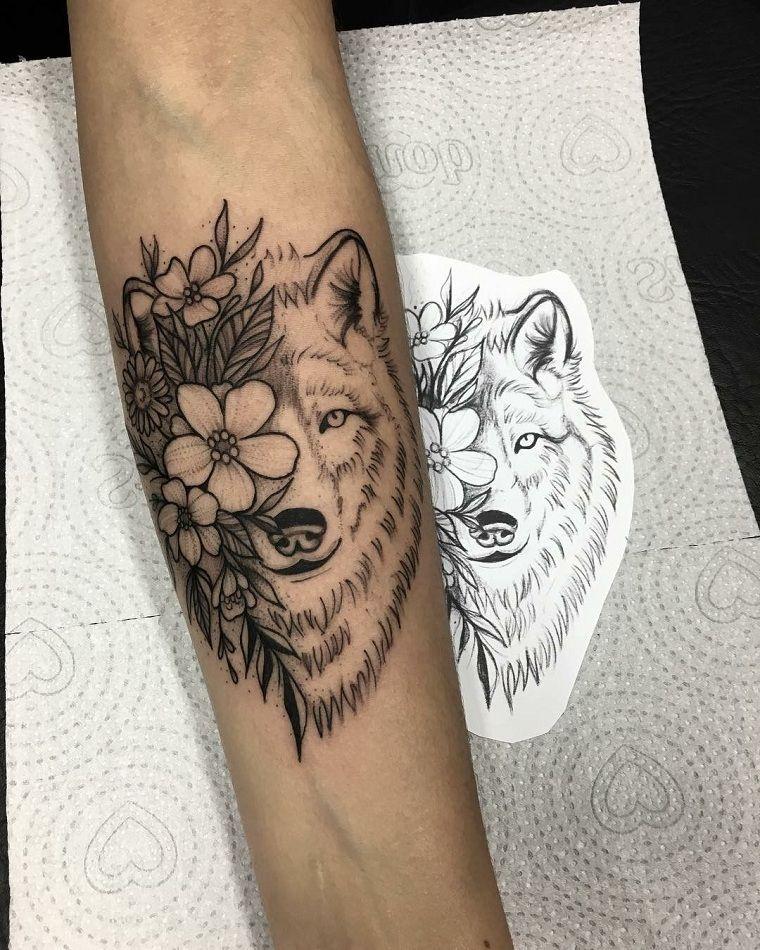 Tatuaje lobo significado