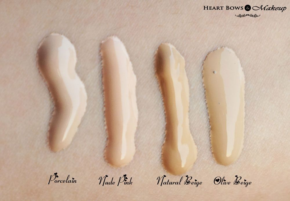Nude By Nature Concealer Review