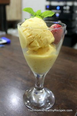 Mango Durian Ice Cream Easy Cooking Healthy Recipes Durian Ice Cream Cooking Recipes Healthy Durian