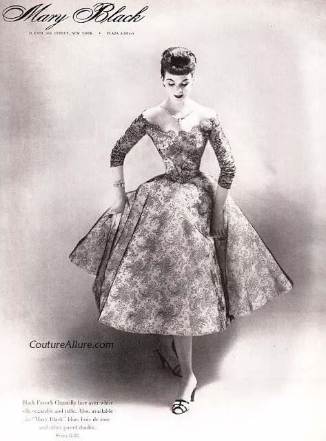 Couture Allure Vintage Fashion: November 2011