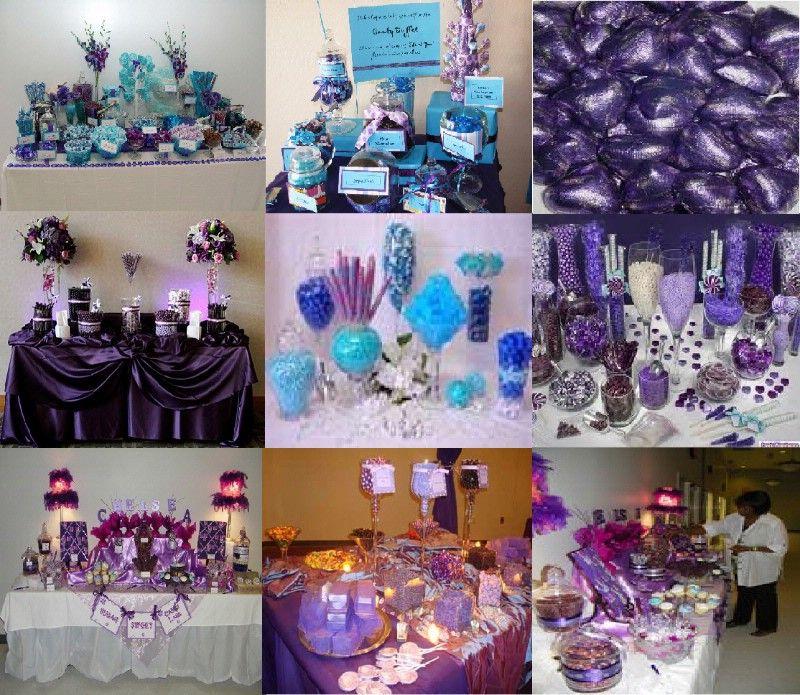 Candy Buffet For Wedding Reception Candybuffetweddingreception