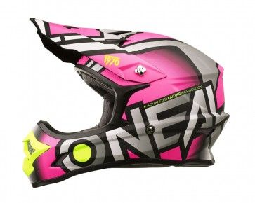 O Neal 3 Series Radium Youth Girls Motocross Helmets Motocross Helmets Helmet Riding Gear