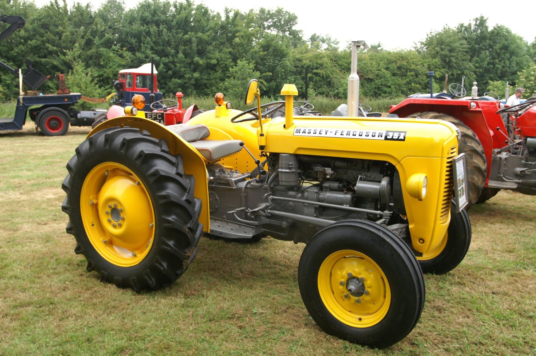 massey ferguson 35x tractor mania pinterest tractor. Black Bedroom Furniture Sets. Home Design Ideas