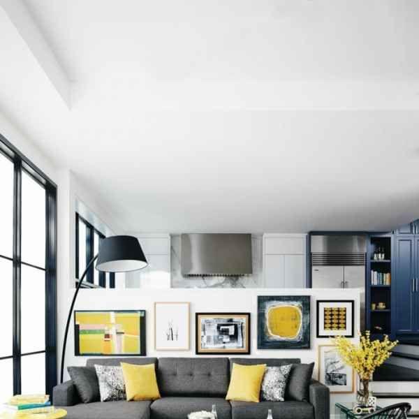 33 ecksofa beispiele wie ecksofas r ume anders erscheinen lassen wohnen pinterest. Black Bedroom Furniture Sets. Home Design Ideas