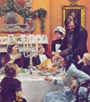 rich victorian families | Victorian middle class family at ...