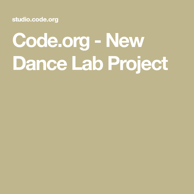 Check Out What I Made Dance Projects Party Time