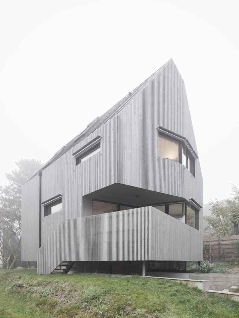 Karawitz architecture schnepp · renou photographie · marly house