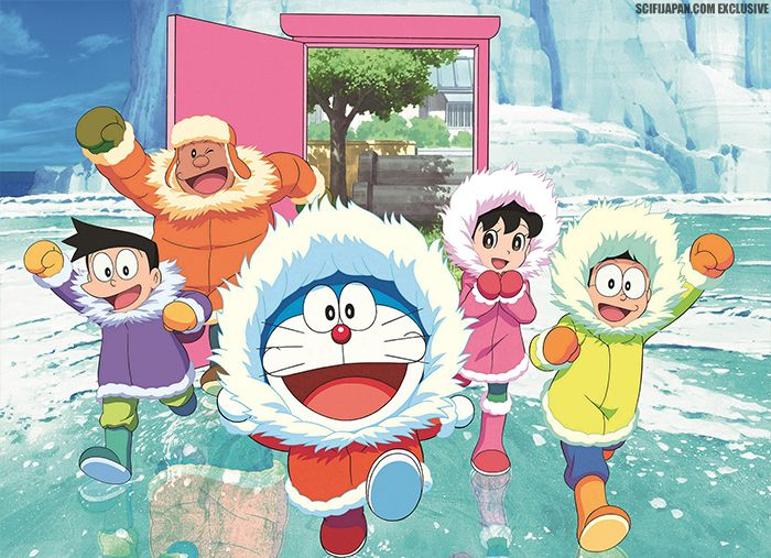 doraemon great adventure in the antarctic kachi kochi in hindi dailymotion