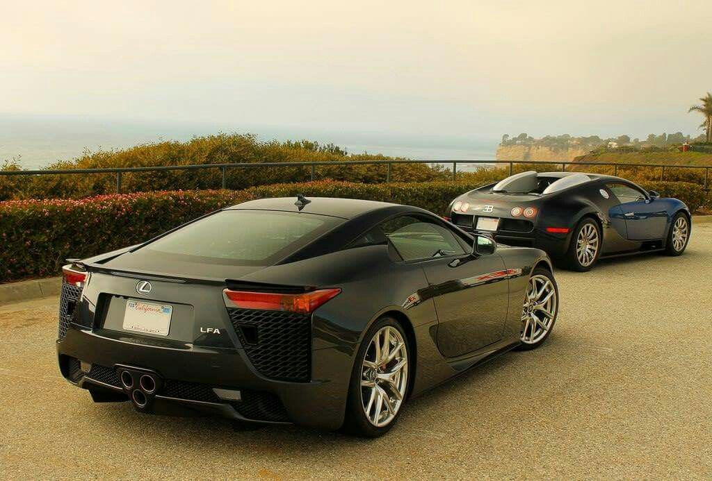 Lexus Or Bughati Sports Car Lexus Luxury Cars