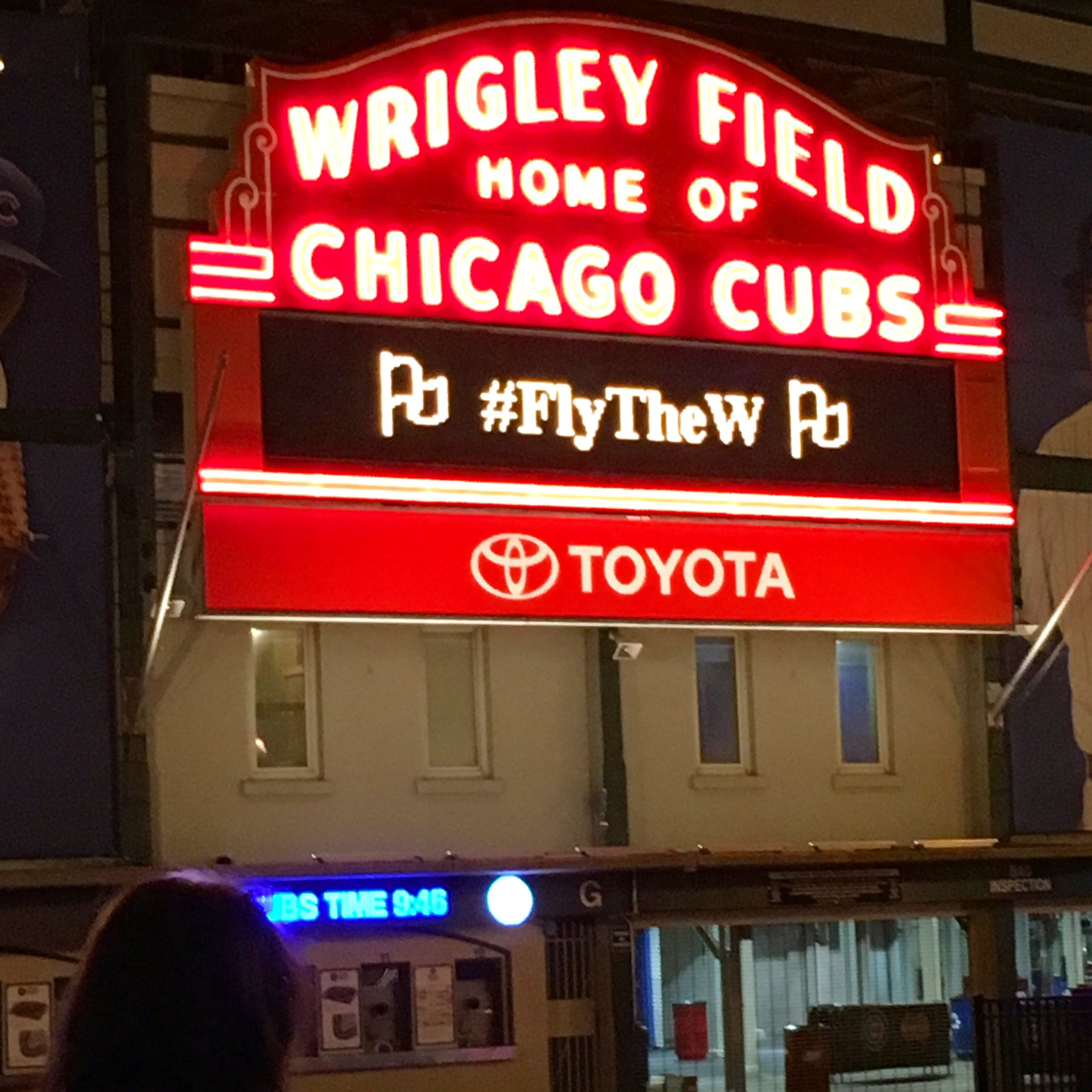 Chicago Il Chicago Chicago Cubs Neon Signs