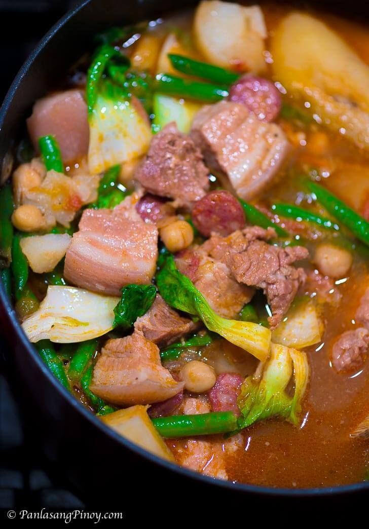 Pork Pochero Recipe Panlasang Pinoy Recipe Pork Pochero Recipe Pochero Recipe Pilipino Food Recipe