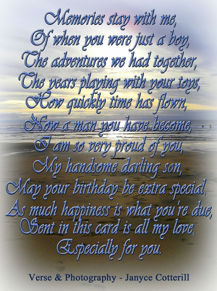 95208d01170bcfd04dc8d5ab96765830g 736983 jamesarmenta1att a birthday verse for a son feel free to use this verse in your card making or craft work if you can give me credit that would be rather marvellous if bookmarktalkfo Gallery