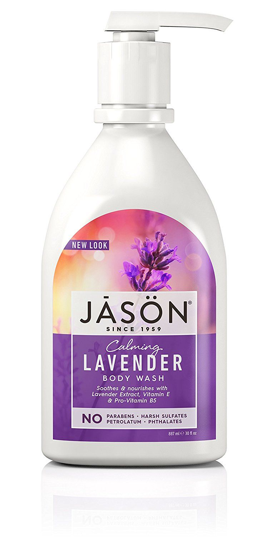 Jason lavender body wash 30 oz packaging may vary