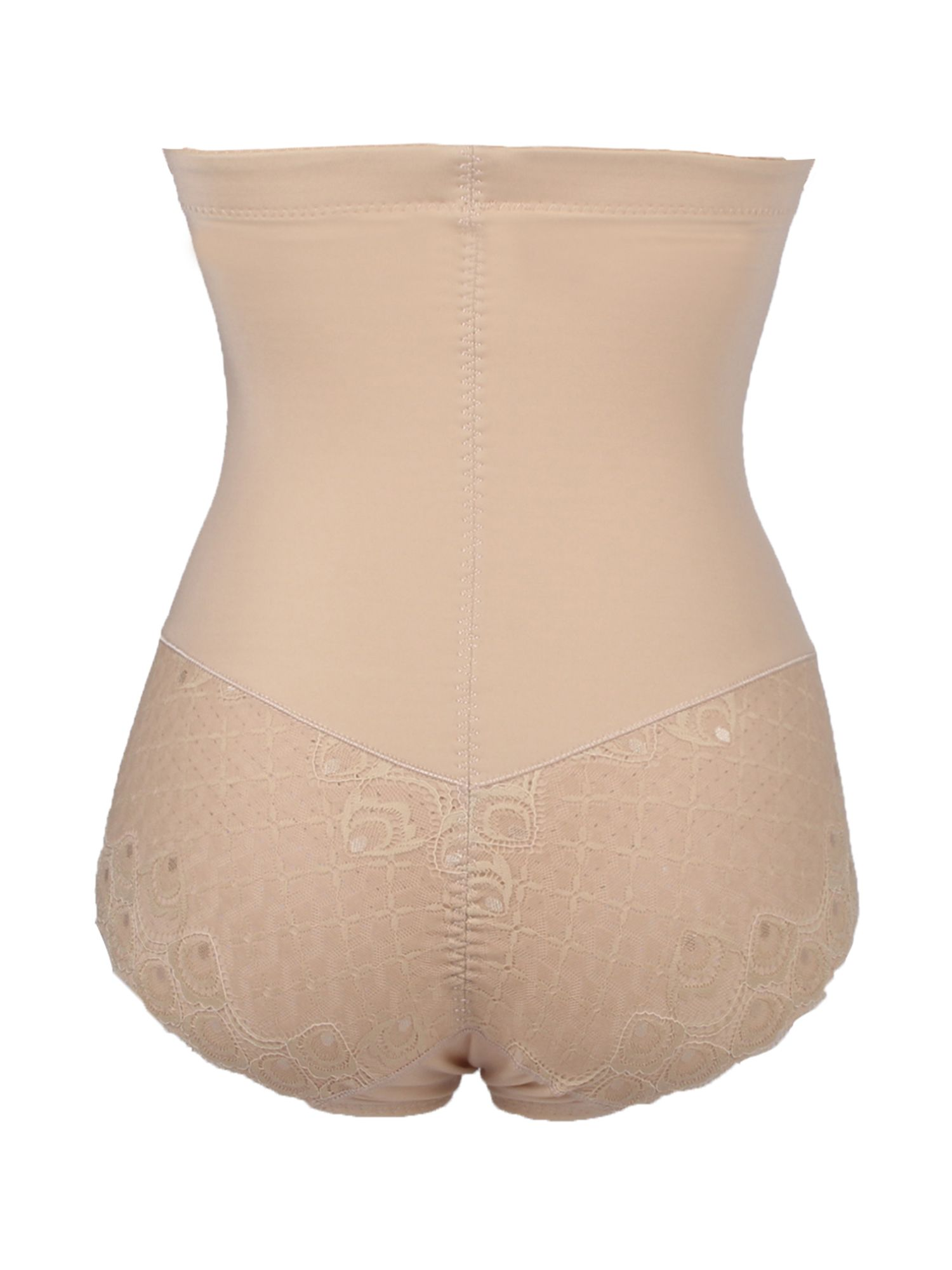 8fd157db105cf LELINTA Ultra Firm Cincher Invisable Body Shaper High Waist Shaping Brief Tummy  Control Panty Slim Butt