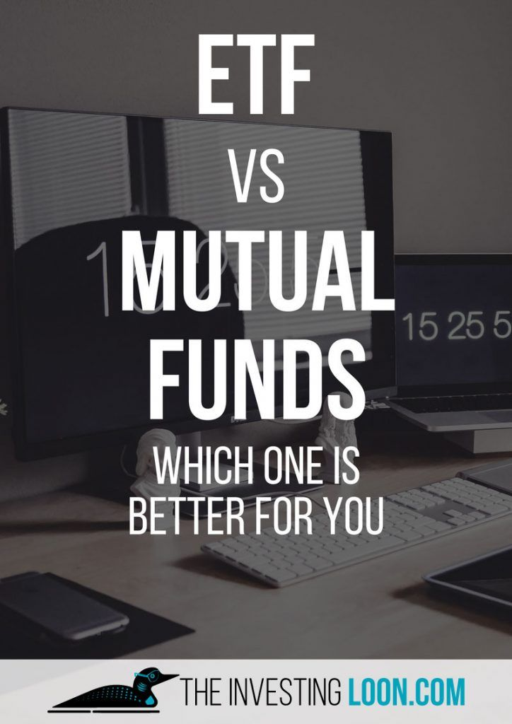 Etf Vs Mutual Funds There Are 2 Big Difference Between This Types Of Investments That Can Make A Huge Difference On Th In 2020 Investing Mutuals Funds Investing Money