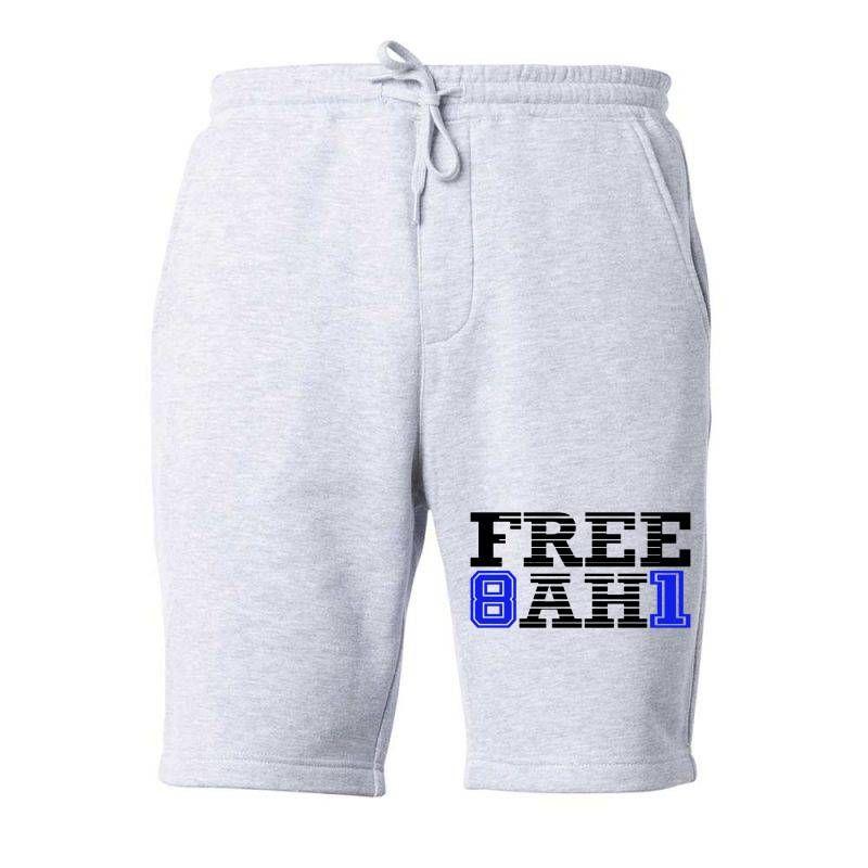 free aaron Fleece Short