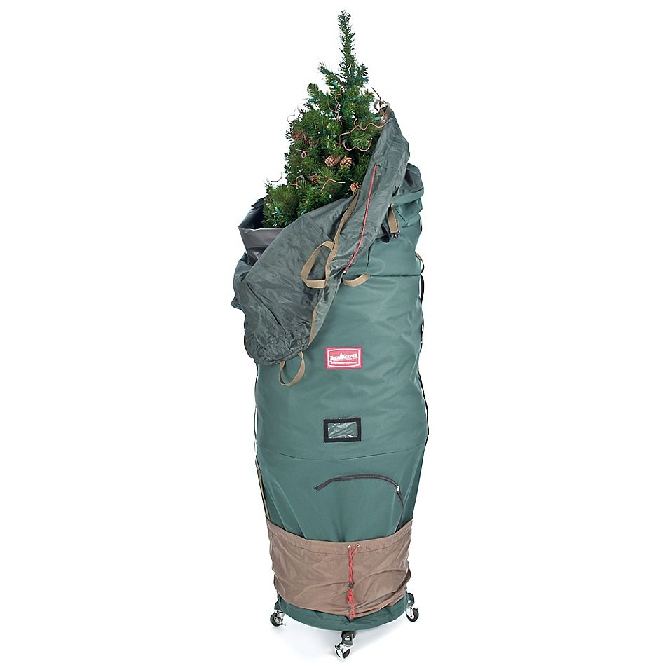 Deluxe Heavy Duty Christmas Tree Upright Storage Bag Christmas Tree Storage Bag Christmas Storage Christmas Tree Storage