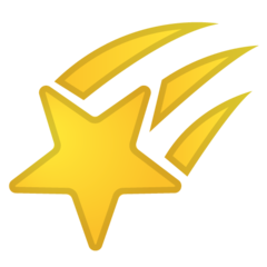 Shooting Star Emoji Meaning Copy Paste Emoji Shooting Star Emoji Star Emoji