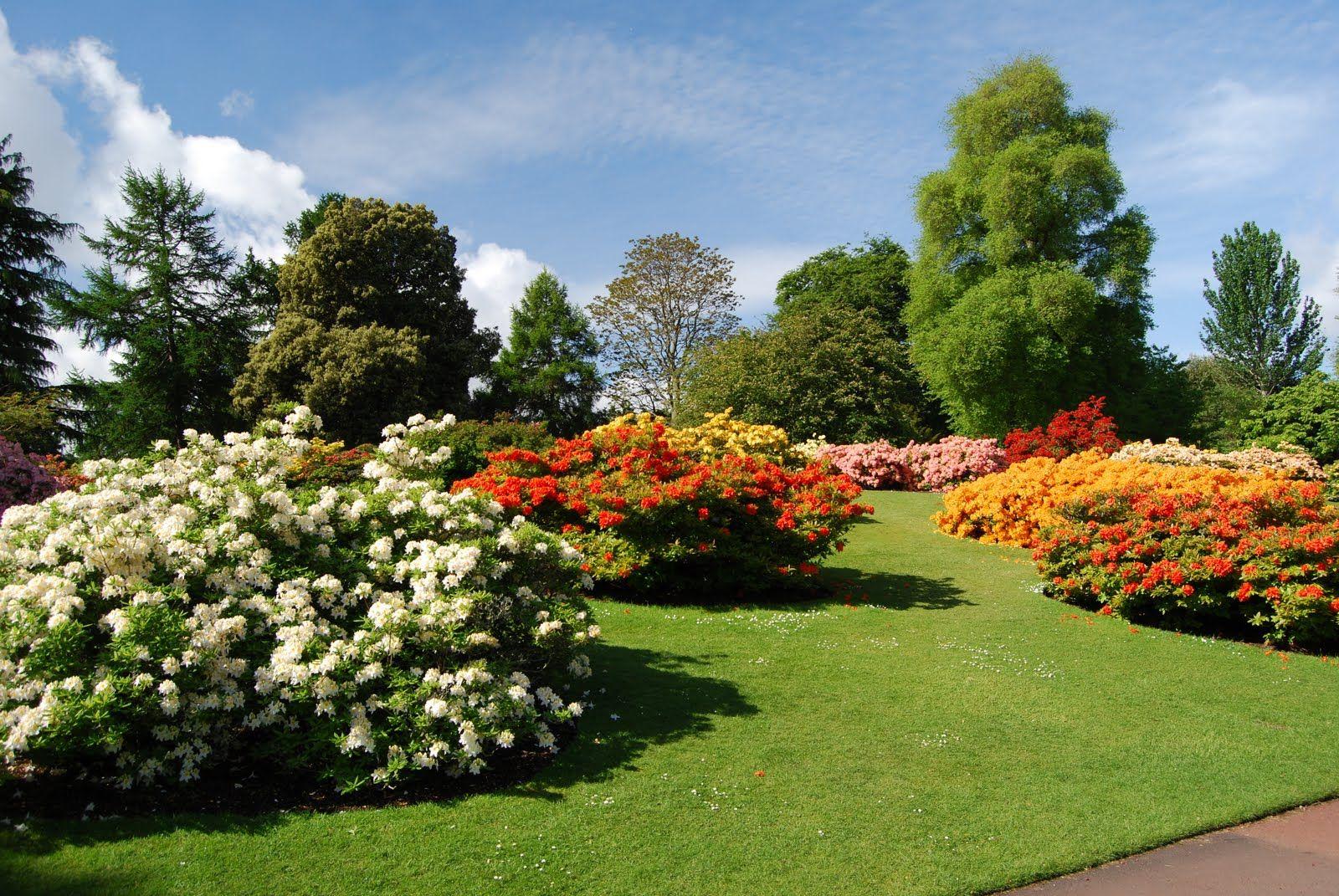 Gambar Taman Bunga Di Eropa Di Era Yang Semakin Modern Ini Pemasaran Hp Android Telah Sangat Luas S Botanical Gardens Botanic Gardens Edinburgh Public Garden