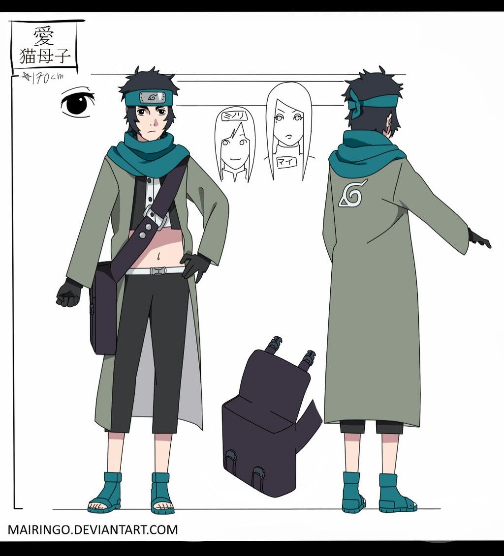 Hiroki Wasabi   Naruto Fanfic   Naruto, Naruto oc, Naruto characters