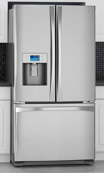 The Kenmore Elite Refrigerator Will Be My Idea Of Kitchen Nirvana