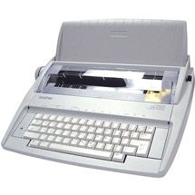 Walmart: Brother GX-6750 Portable Electronic Typewriter | I