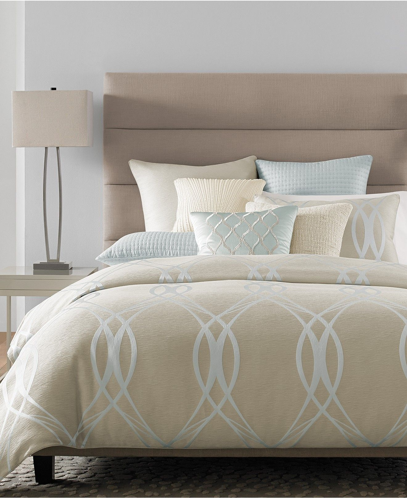 Hotel Collection Ogee Bedding Collection Only At Macy 39 S