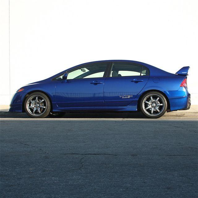 Jdm Screamers: 2008 Honda Civic MUGEN Si