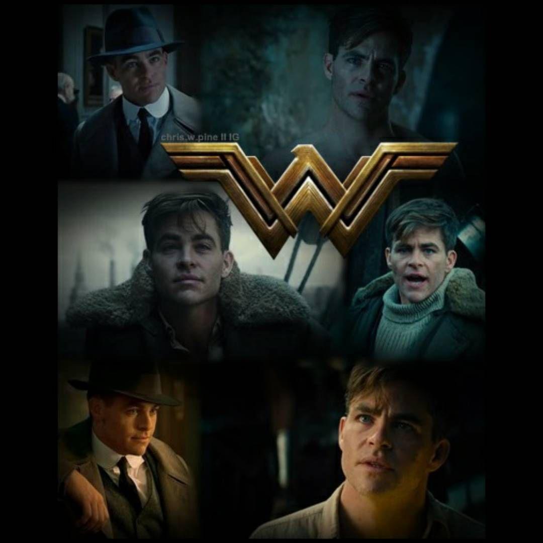 Steve Trevor in Wonder Woman. In the cinema on June 2nd! Chris will look great in the movie. Do not miss. ❤  #ChrisPine #WonderWoman #ComingSoon #IloveIt