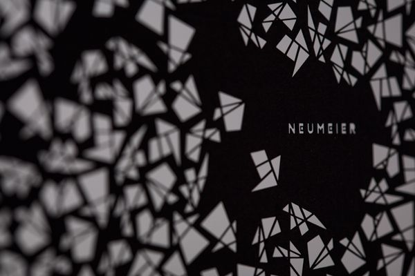 Neumeier Identity by Beccy Brown, via Behance