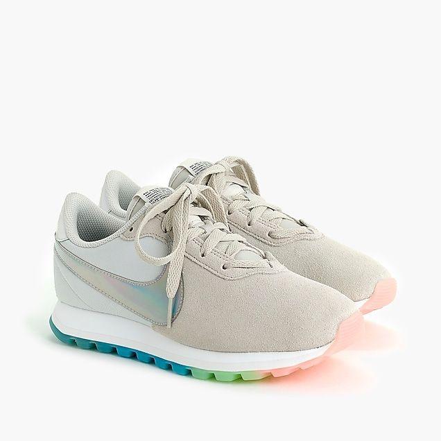 6f3f44f62ca8 nike pre love o.x. sneakers in suede - women s footwear