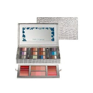 The only make up kit you will need. I buy a new one each year. It has great colors for any kind of look you are going for, three different bronzers, three different blushes, ten different lip colors and it is great for filling in brows.
