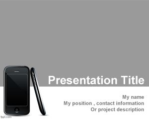 Smartphone powerpoint template is a free template with smatphone smartphone powerpoint template is a free template with smatphone image toneelgroepblik Gallery