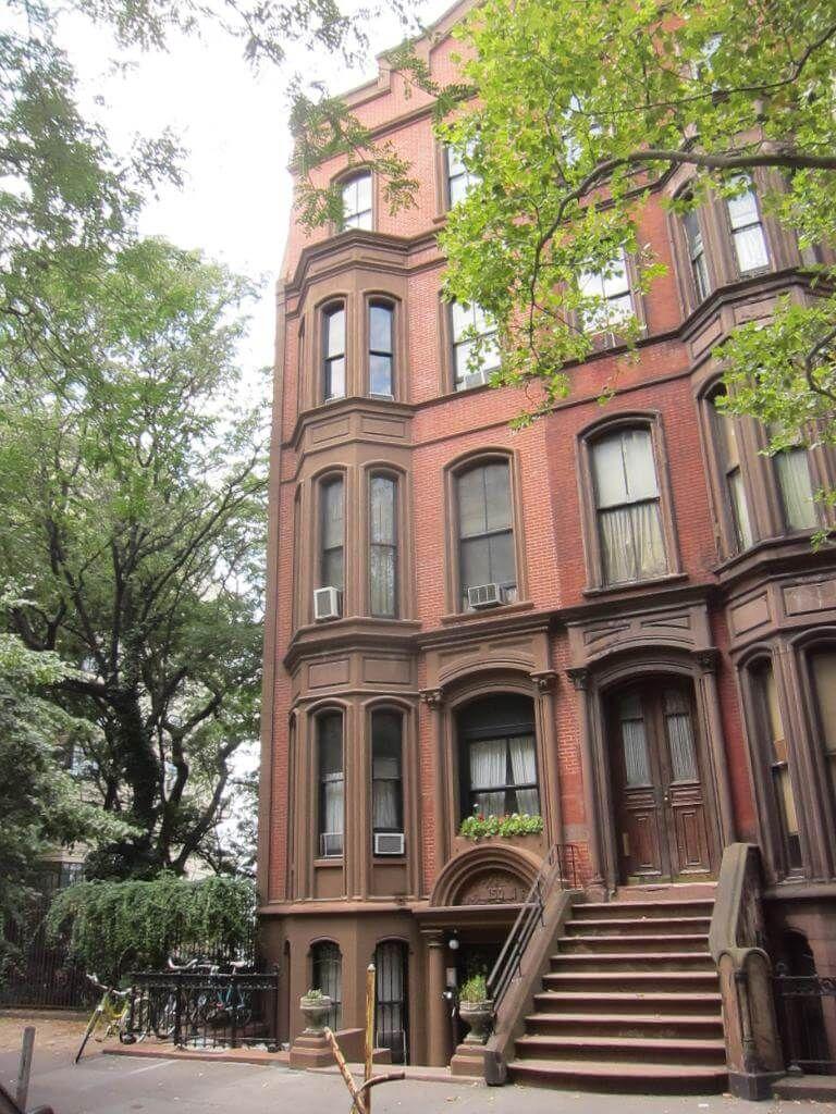 New York City Boroughs Brooklyn 150 Columbia Heights