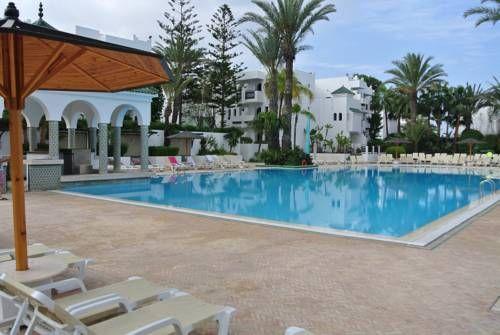 Les Jardins D Agadir Club Agadir Set In Agadir 1 Km From Amazighe